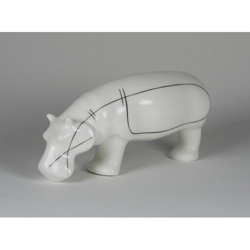 Hippopotamus - limited edition