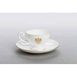 Filiżanka Prometeusz espresso z orzełkiem