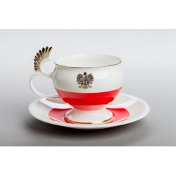 Husaria cup (white and red)