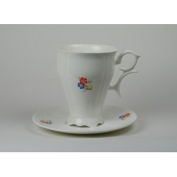 LIDIA latte cup (Art Deco)