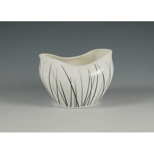 Bozena vase - white