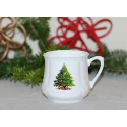 Silesian mug (small) - decoration Christmas Tree