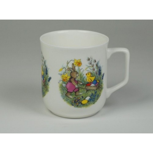 Cmielow mug - Easter decoration