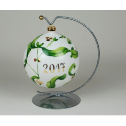 Collector's Christmas bauble 2017