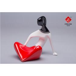 Magnes - Dziewczyna siedząca (nie porcelanowy)