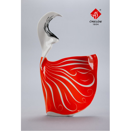 Magnes -Baletnica  (nie porcelanowy)