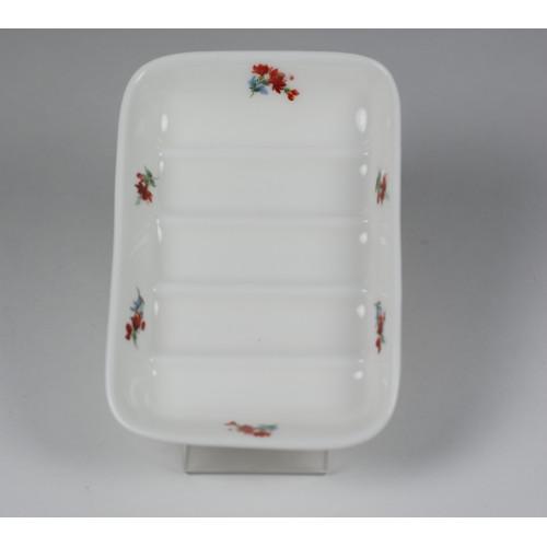 Porcelanowa mydelniczka