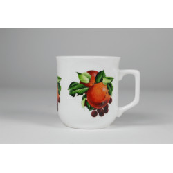 Cmielow mug - decoration Apples