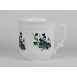 Grandma mug - violets