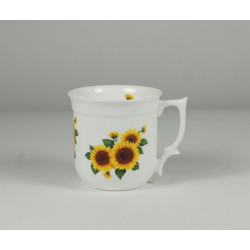 Grandma mug - sunflowers