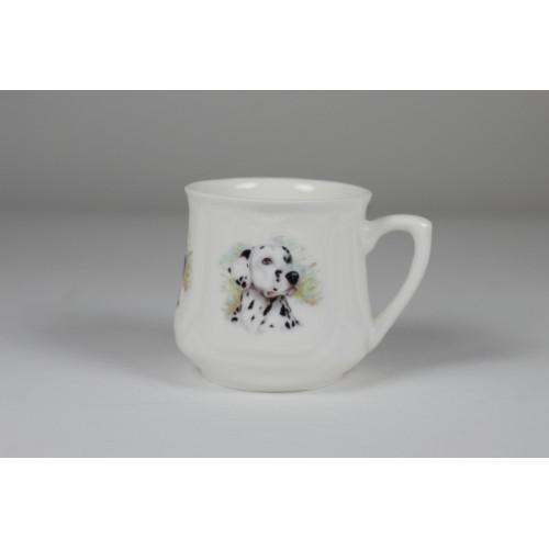Silesian mug (small) - Dalmatian