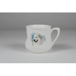 Silesian mug (small) - Tatra Sheepdog