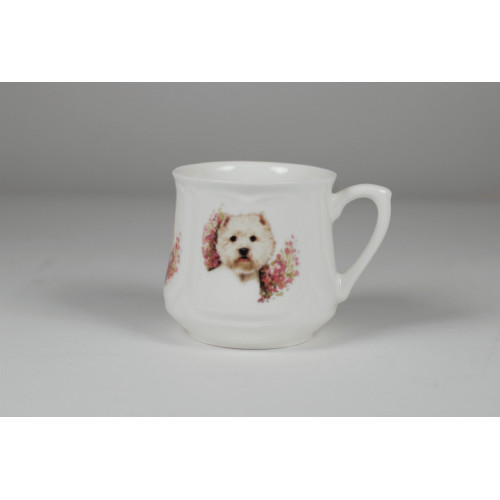 Silesian mug (small) - West Highland White Terrier