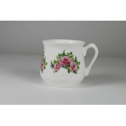 Silesian mug - decoration Three roses
