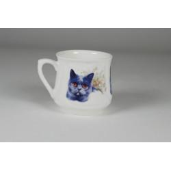 Silesian mug (small) - British cat