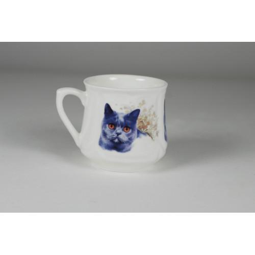 Kubek śląski (mały) - Kot brytyjski