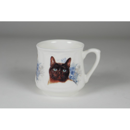 Silesian mug (small) - Thai cat