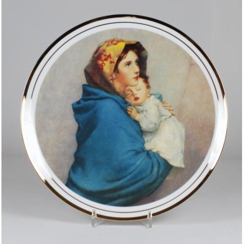"""Decorative plate """"Madonnina"""""""