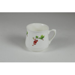 Silesian mug - decoration currants