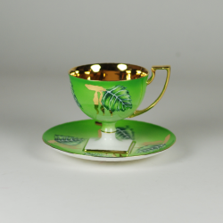 Matylda tea cup - 4 Seasons (Spring)