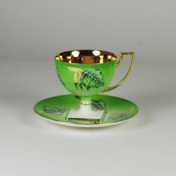 Matylda tea cup - 4 Seasons (Spring)