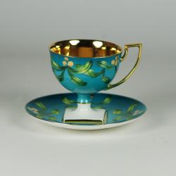 Matylda tea cup - 4 Seasons (Winter)