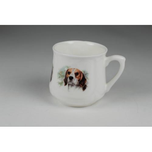Kubek śląski (mały) - Beagle