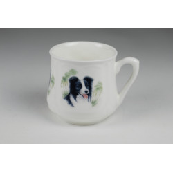 Silesian mug (small) - Border Collie