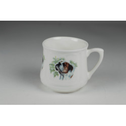 Silesian mug (small) - English Bulldog