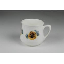 Silesian mug (small) - Chow Chow