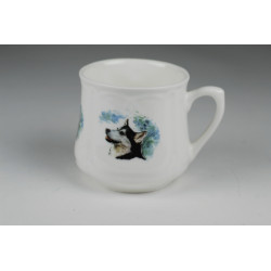 Silesian mug (small) - Husky