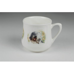Silesian mug (small) - South Russian Shepherd Dog (