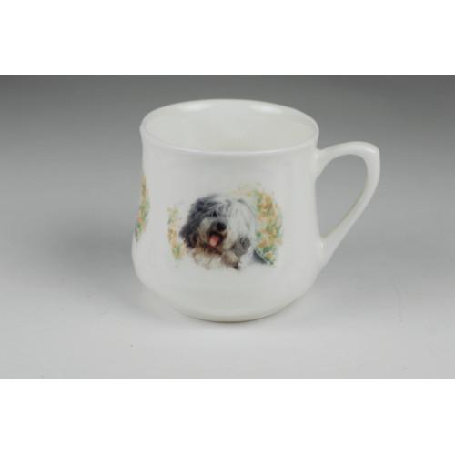 Silesian mug (small) - South Russian Shepherd Dog (