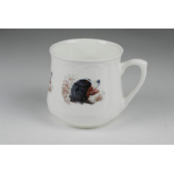 Silesian mug (small) - Bernese Mountain Dog