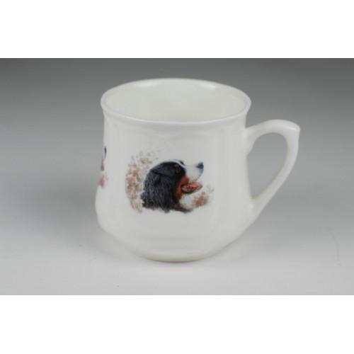 Kubek śląski (mały) - Berneński Pies Pasterski