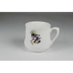 Silesian mug (small) - Czech Terrier