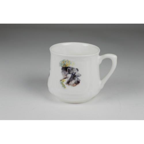 Silesian mug (small) - Czech Terrier