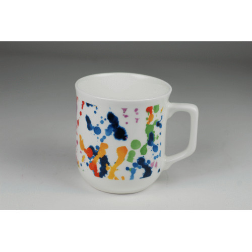 Cmielow mug - decoration Abstraction