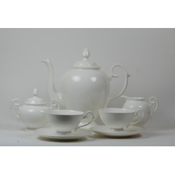 Prometeusz tea set with stripe