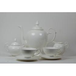 Serwis Prometeusz do herbaty - dekoracja pasek