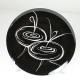 "Decorative plate ""Bqallerinas"""