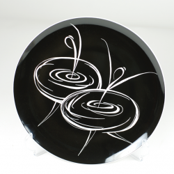 "Decorative plate ""Bqallerinas"""