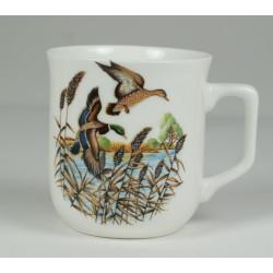 Kubek Ćmielowski - dekoracja Kaczki