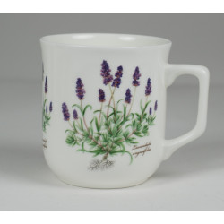 Cmielow mug - decoration Lavender
