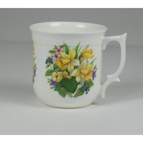 Grandma mug -  Bouquet of daffodils