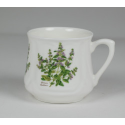 Silesian mug (small) - Basil