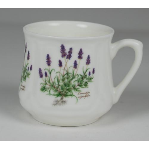 Silesian mug (small) - Lavender