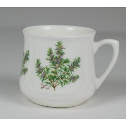 Silesian mug (small) - Rosemary