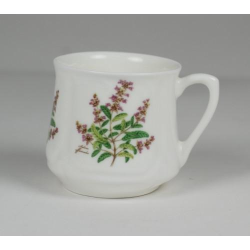 Silesian mug (small) - Sage