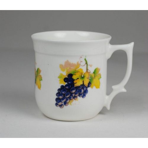 Kubek babuni - dekoracja Winogrona